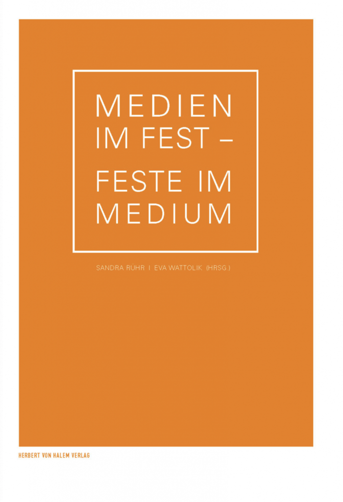 Cover Feste im Medium